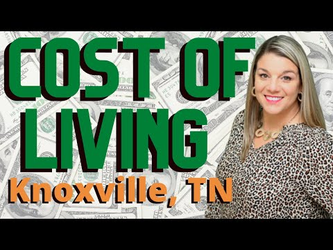 Cost Of Living In Knoxville, TN