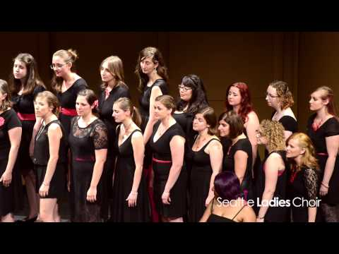 Seattle Ladies Choir: Total Eclipse of the Heart (Bonnie Tyler)