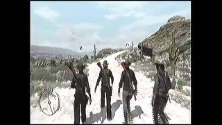 I walk this lonely road red dead style