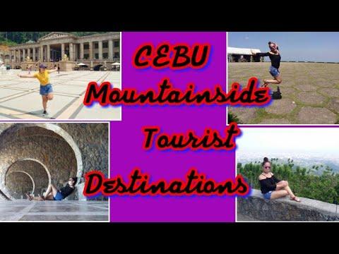 Cebu Mountainside Tourist Destinations Sirao Tops Terrazas De Flores Temple Of Leah Taoist Temple