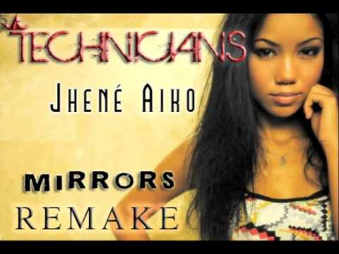 Jhené Aiko - Mirrors INSTRUMENTAL (Vago Remake)