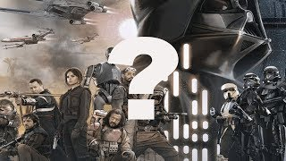 LIVE STREAM: ROGUE ONE INTERVIEW REVEAL