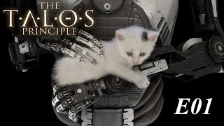 [E01] The Talos Principle - Я - Робот