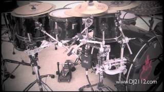 Anthem Hybrid Goth Rock Drumkit for Sale