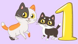 Большой сборник Песни и мультфильмы про кошек