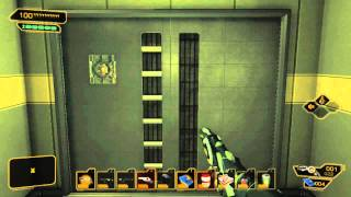 Boss 1 Difficulty Give Me Deus Ex Requirements None Strategy Scattered explosive and gas containers are used as weapons Fire extinguishers are used to