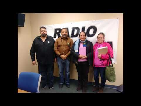 Programa KDNA radio 1/31/18