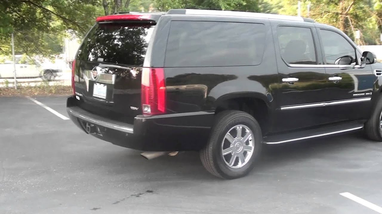 for sale 2007 cadillac escalade esv stk 11737a youtube. Cars Review. Best American Auto & Cars Review