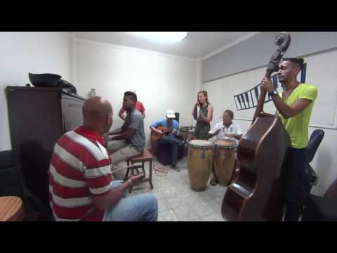 Ensemble - Havana Music School (Guitar & AfroCuban Percussion)