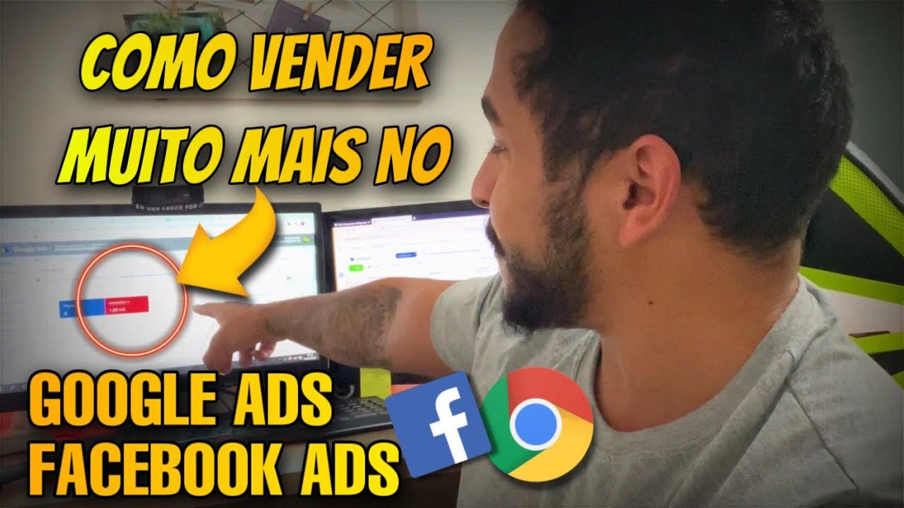 Google Ads ou Facebook Ads (Como aumentar as suas vendas na Hotmart como afiliado!)
