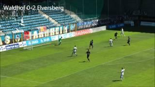 SV Waldhof Mannheim 07 vs. SV Elversberg 3. Spieltag  12/13