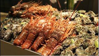 Extravagant Seafood Buffet Dinner - La Brasserie Restaurant