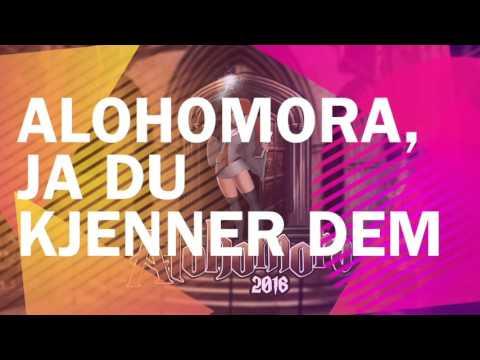 Alohomora 2016 - DJ Loppetiss feat. Haukebri & D4R