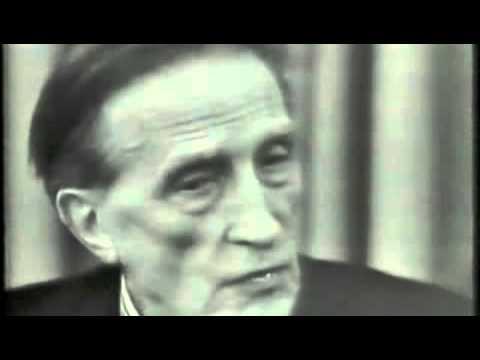 Interview with Marcel Duchamp