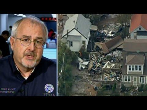 FEMA defends Staten Island aid