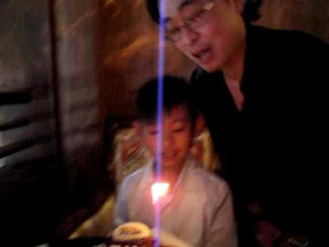 Jerry Lam 2009生日
