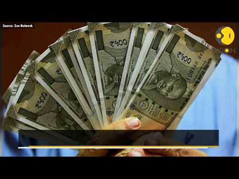 Currency With Public Reaches Record High Of Rs 18.5 Lakh Crore