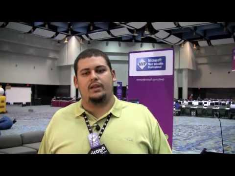 Tech Ed 2010 New Orleans MVP Intervews Mark Rosenb...