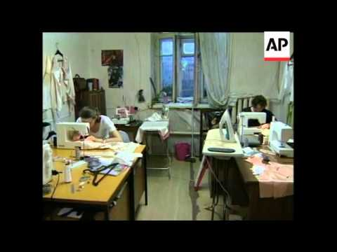 RUSSIA: MOSCOW EARNS PLACE ON WORLD FASHION MAP