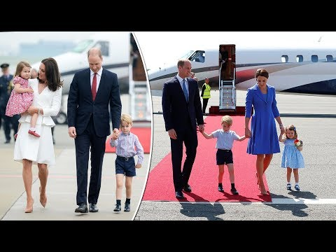 How William always breaks Royal protocol for Kate, George, and Charlotte