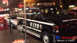 NYC-Brooklyn - Нам чем ездят полицейские в Нью-Йорке (часть 2)