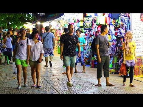 Ao Nang – One Night in Ao Nang, Krabi Thailand, Part 2