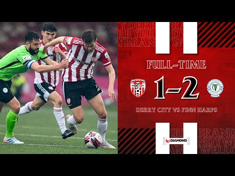 Derry City Finn Harps Goals And Highlights