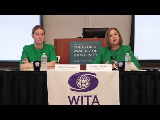 ITS 9/29/16: Trade Economic Development & Capacity Building Katrin Kuhlmann & Andrea Durkin Part 1