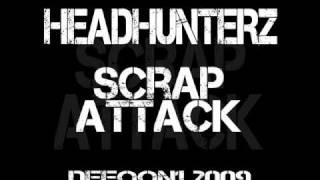 Headhunterz - Scrap Attack (Original Mix) [FULL Vinyl Quality]