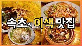 [속초맛집] 베트남 현지인들도 인정한 가정식 맛집 볫맘…