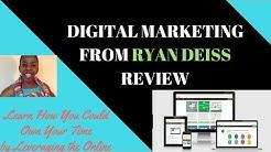 Digital Marketing from Ryan Deiss Review 2017 | Digitalmarketer.com HQ review 2017