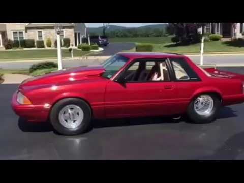 1982 Pro Street Mustang For Sale Erics Muscle Cars Youtube