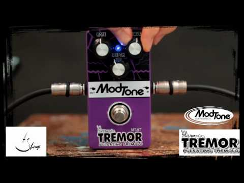 ModTone Harmonic TREMOR by Strings