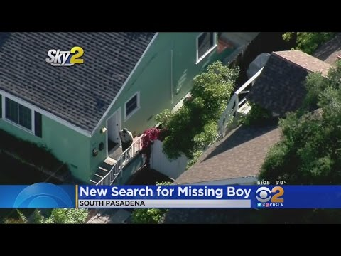 Detectives Search South Pasadena Home Of Missing 5-Year-Old's Father