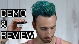 Fuertes Styling Clay | DEMO & REVIEW | BEST Oil-based Clay?!