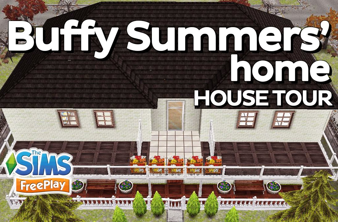 Buffy summers house layout
