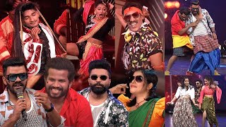 DHEE 13 - Kings vs Queens Latest Promo - 20th January 2021 - #Dhee13 - Sudheer,Sekhar,Rashmi,Aadi