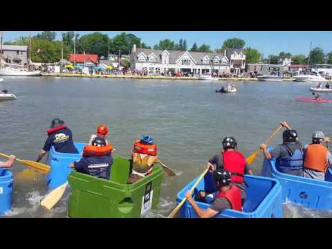 Port Dover Fish Tug Pull/Fish Tote Race