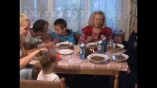 Kotlikový guláš v Brezanech
