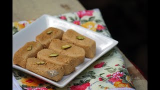 Instant milk powder Kalakand || Milk powder milk cake recipe