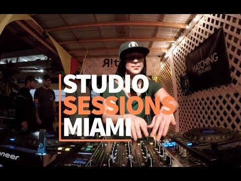 Roxy Delgado Studio Sessions Miami #15