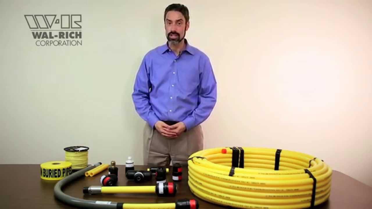 Wal rich underground gas training part 4 installation youtube publicscrutiny Gallery