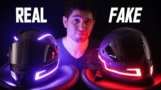 I Bought Cheap Helmet Lights.. Here's Why They Suck