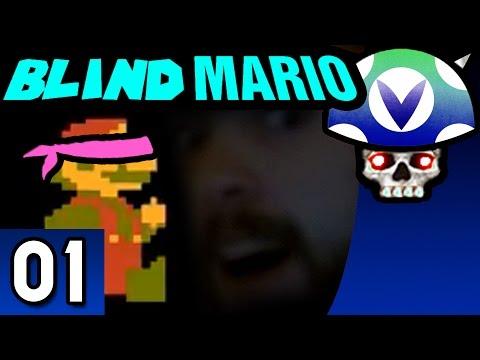 [Vinesauce] Joel & Rev - Blind Mario ( Part 1 )