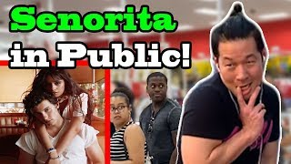 Download Qpark - SENORITA - Shawn Mendes, Camila Cabello - DANCE IN PUBLIC!! - QPark