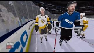 NHL 2K11 - Penguins @ Lightning