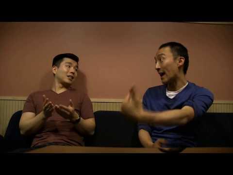 Male Portrayals In Television, Asian Portrayals, Family Values, History, Korea vs China (ft. Simon)