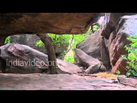 Bhimbetka Rock Shelter 11