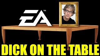EA Exec Dismissed Over Inappropriate Comments