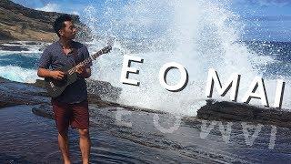 E O Mai (Keali'i Reichel) - Fingerstyle Acoustic Guitar Cover
